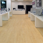 Monocoat lends an elegant touch to the Apple Store